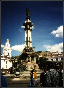 Independence Square, Quito