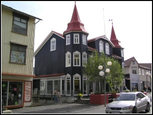 Akureyri coffee house